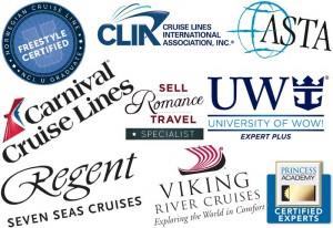 cruise line logos